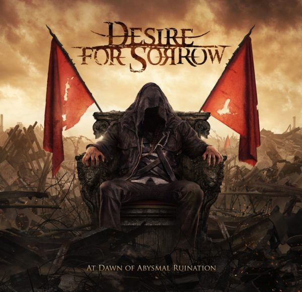 Desire for Sorrow At dawn of abysmal ruination CD cover