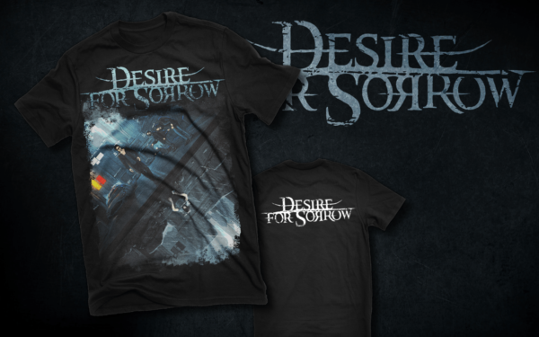 "Desire for Sorrow T-shirt ""VISIONS"""
